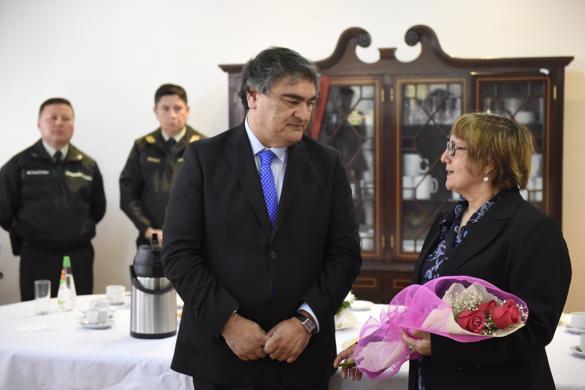 Ceremonia Mártires